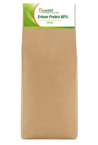 Erbsenprotein - Isolat - 500 g