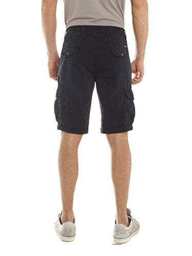 CARRERA Herren Shorts Basic 676 - Dunkelblau