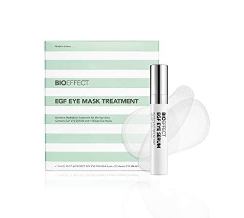 BioEffect Anti-Aging Pflege Gesichtspflege EGF Eye Mask Treatment Set EGF Eye Serum 3 ml + Eye Mask...