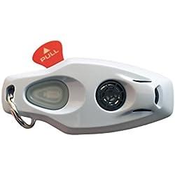 EuroAllergy Terminator Portable | AntiÁcaros Electrónico por Ultrasonidos con pila | Solución atóxica y ecológica para combatir los ácaros del polvo