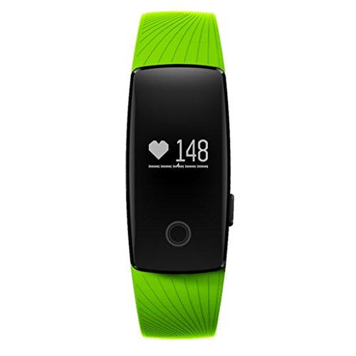 iMusi Heart Rate Monitor Watch - Grün