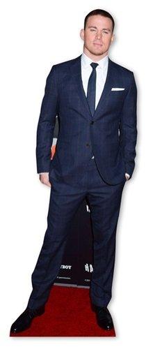 Pappaufsteller Channing Tatum Aufsteller Standup Figur Kinoaufsteller Pappfigur Cardboard Lebensgroß Life-Size Standup