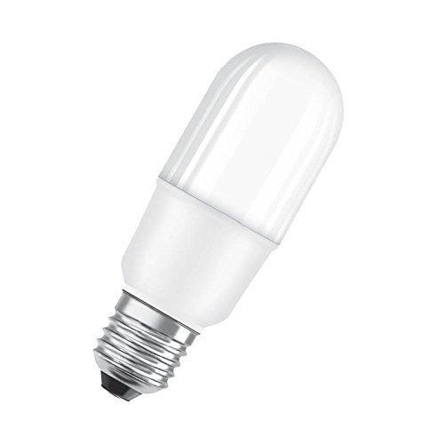 Classic Stick (Osram LED Star Classic Stick, mit E27 Sockel, Nicht Dimmbar, Ersetzt 53 Watt, Warmweiß - 2700 Kelvin, 1er Pack)