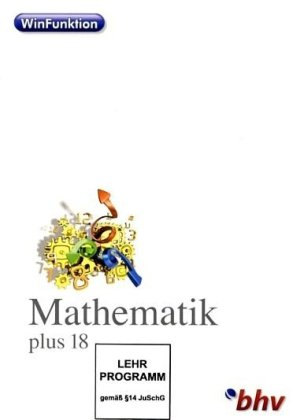 WinFunktion Mathematik Plus 18