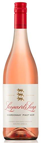 6x 0,75l- 2015er - Leopard's Leap - Chardonnay & Pinot Noir - Coastal Region W.O. - Südafrika - Rosé-Wein trocken