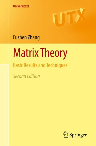 Matrix Theory: Basic Results and Techniques (Universitext) (English Edition)
