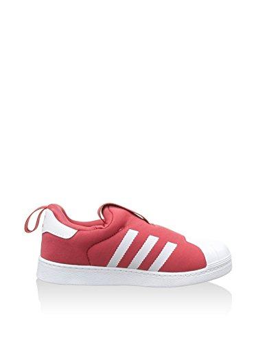 Adidas Originals Scarpe per bambini (Primi Passi) Superstar 360I da ginnastica rot / wei