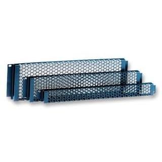 Adam Hall Hardware 87446Panel, Stahl Mesh, 2U