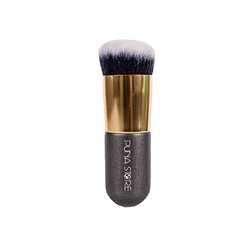 Puna Store Face Powder Blush Brush (Grey)