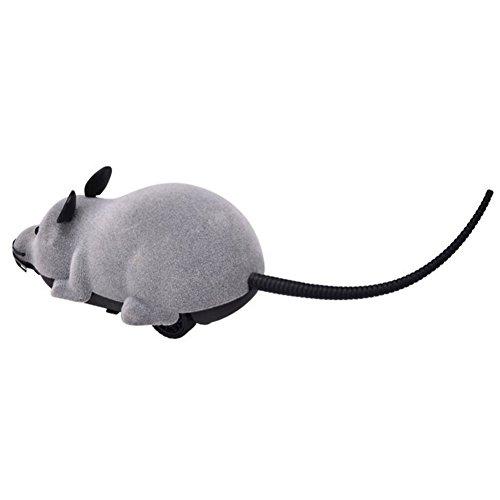 PanDaDa Haustier Katzen Hunde Neuheit Geschenk Spielzeug Lustige Ratte Maus Wireless Elektronische Fernbedienung - 6