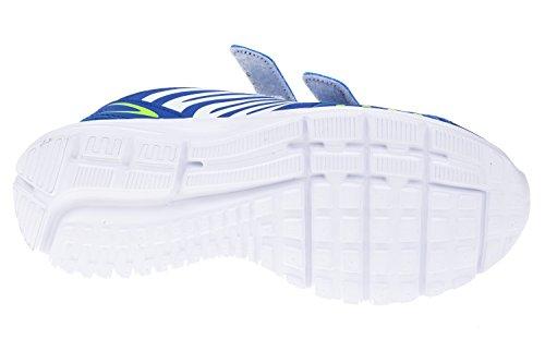 GIBRA® Herren Sportschuhe, mit Klettverschluss, blau/weiß/neongrün, Gr. 41-46 blau/weiß/neongrün