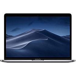 Apple MacBook Pro (13-inch Retina, 2.3GHz Quad-Core Intel Core i5, 8GB RAM, 128GB SSD) - Space Grey (Latest Model)