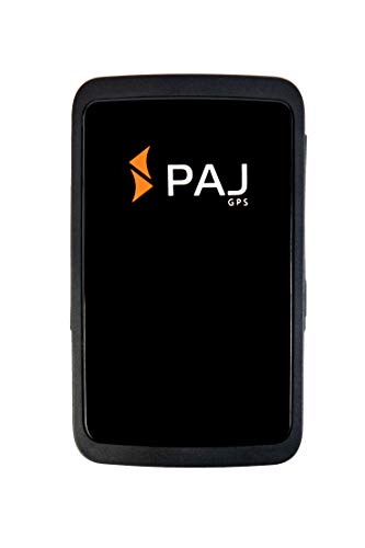 PAJ GPS Allround Finder GPS Tracker 20 Tage Akku Finder Live-Ortung Peilsender für Objekte, KFZ, Personen, Tiere mit App