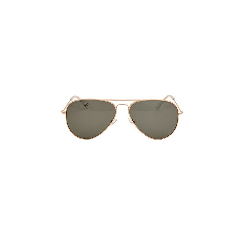 Alpha Industries Top Gun Sonnenbrille gold/green