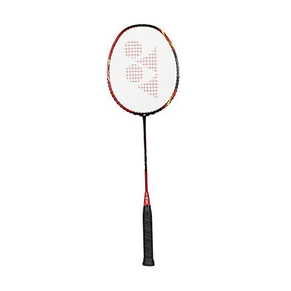 Yonex Astrox 9 Graphite Badminton Racquet (Black/Red)