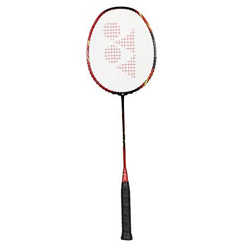 Yonex Astrox 9 Raquette de Badminton Mixte, Noir/Roug