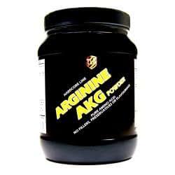 TLN AAKG Powder 500 g (0,5 kg), Arginine Alpha-Ketoglutarate, Pur L-Arginine Poudre, Pure Arginine AKG, acide aminé