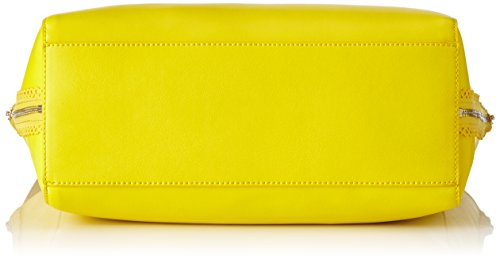 Trussardi Jeans Donna 75b65053 Tracolle, 32x32x12 Cm Giallo