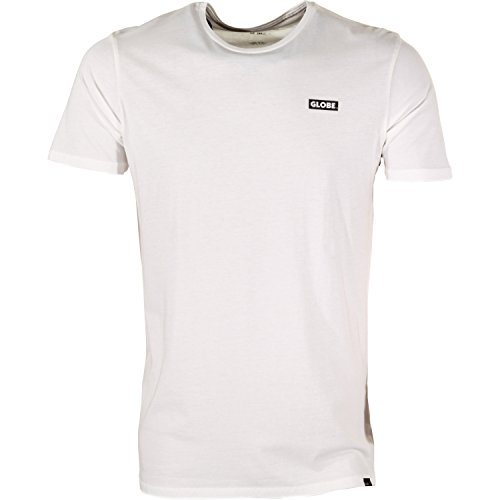 Globe -  T-shirt - Maniche corte  - Uomo Blanc X-Large