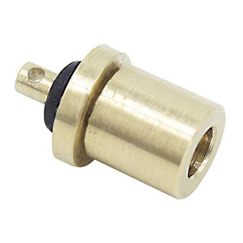 Kanister Einheit (GCDN Gas Filler Ventil, Außen Zelten Gas Refill Adapter Herdplatte Gas Füller Füllung Butan Kanister Leicht Zelten 5g - Wie Abgebildet, Free Size)