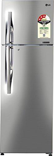 LG 335 L 3 Star Frost-Free Double-Door Refrigerator (GL-C372RPZU, Shiny...