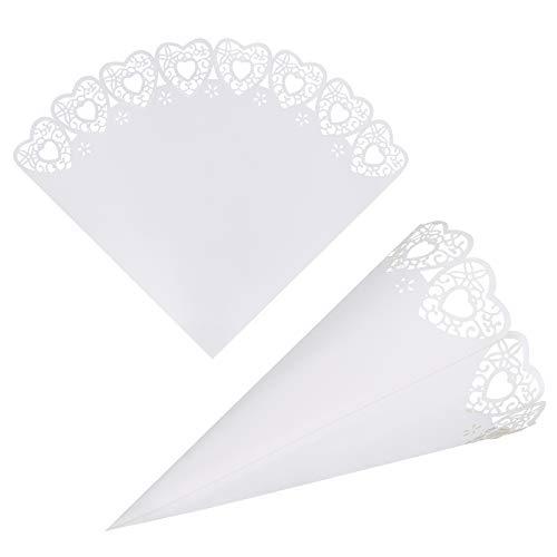 NBEADS 200PCS opaco Starfish cabochon in resina per la creazione di gioielli o decorazione 38/x 39/x 6/mm Lilac