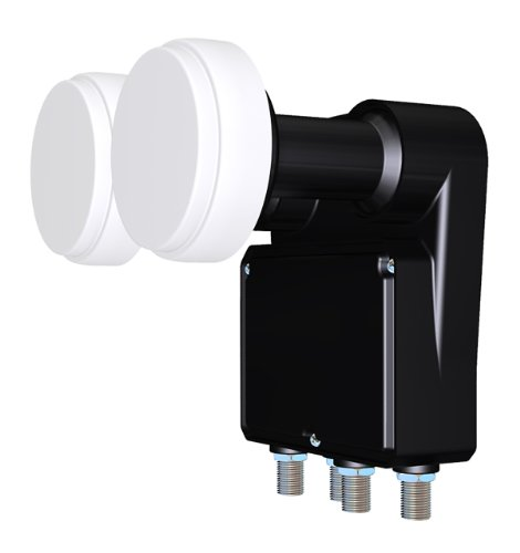 Inverto Monoblock Quad LNB (0,2dB, 23mm)