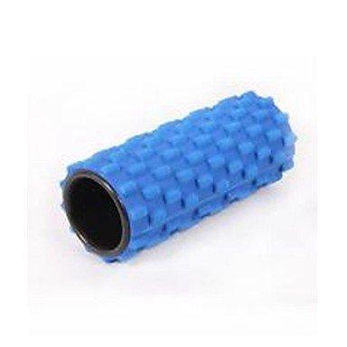 Blue Eva Hollow Yoga Foam Roller Fitness Muscle Relax