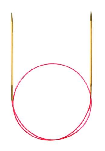 Addi Nadeln Addi Feinstrickrundnadeln 2, 75-3, 5mm (755-7) 3.50mm/120cm (Addi Stricknadeln 7)