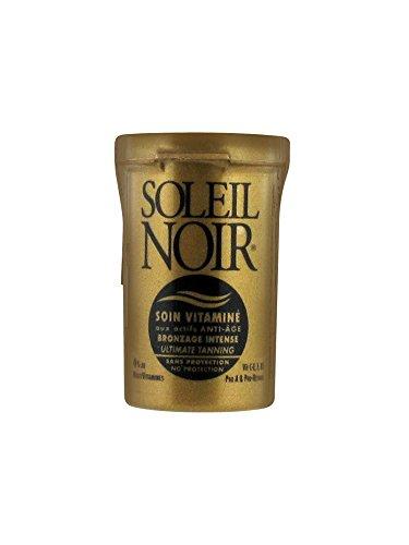 Soleil Noir Soin Vitaminé Bronzage Intense Sans Protection 20 ml