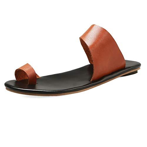 r neue Persönlichkeit Zehenschnalle mit Sandalen Hausschuhe einzigen Schuhen, einzigartigen Stil, um Ihnen einzigartig zu geben ()