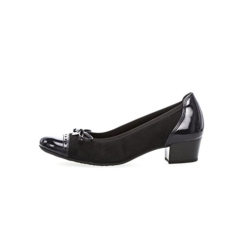 Gabor Shoes Comfort Fashion, Scarpe con Tacco Donna Blau