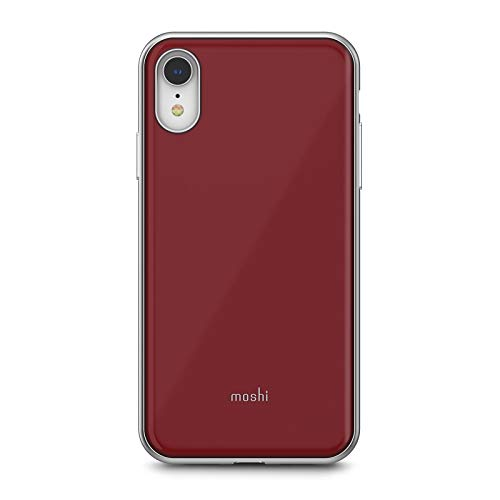 Moshi 99MO113321 iGlaze für Apple iPhone XR rot - I Moshi 5 Phone
