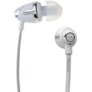 Klipsch Image S4   II White In Ear Headphones