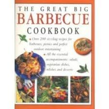 Great Big Barbecue Cookbook by France, Christine (1999) Paperback