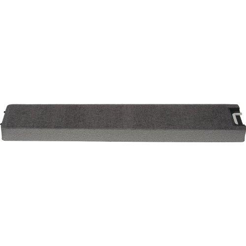 Miele 4304114502 Kohlefilter (DKF 4, Abmessungen: 495 x 100 x 30 mm, passend für: DA 262, 263, 266, 272, 292)