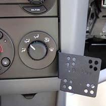 Panavise Dash Mount, Chevrolet Malibu 04~ 07, Malibu Maxx 04~ 07 Panavise In Dash Mount