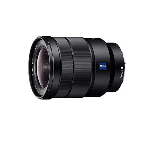 Foto Sony SEL1635Z Obiettivo Grandangolare con zoom FE 16-35 mm F4 ZA OSS, Nero