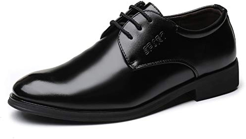 GBY Men Business Oxford Casual Comodo Classico Semplice Allacciatura Scarpe Formali Scarpe Eleganti   Lasciare Che Il Nostro Commodities Andare Per Il Mondo    Uomo/Donne Scarpa