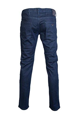 Armani Jeans Herren Hose Blau