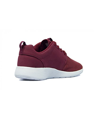 BestStyle - Chaussures homme basket rouge Rouge