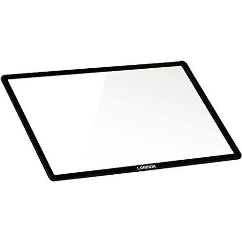 GGS Larmor selbstklebend Optisches Glas LCD-Displayschutzfolie für Canon EOS 6D Mark 2-transparent