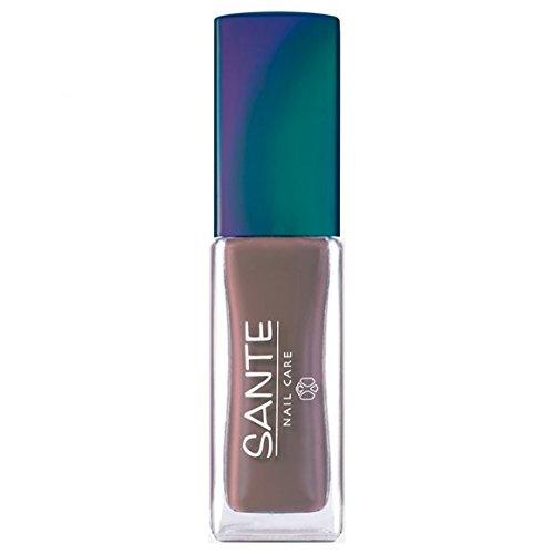 SANTE MAQUILLAGE - Vernis à ongles n°07 mettalic lavender - Flacon de 7 ml- (pour la quantité plus que 1 nous vous remboursons le port supplémentaire)