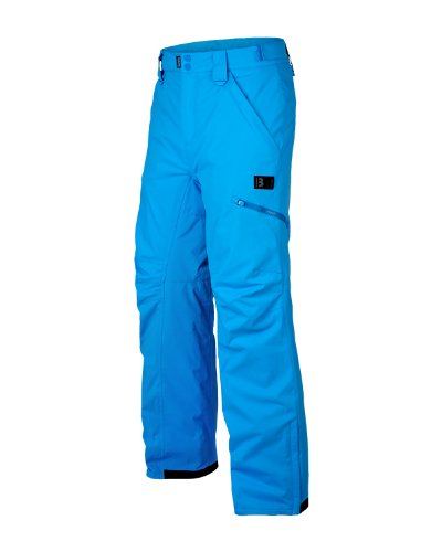 Bench Herren Funktionshose Orbitor, french blue, XL, BMNF0010