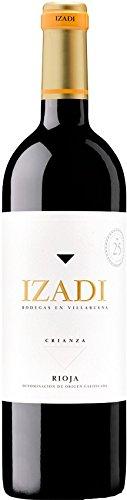 Izadi Crianza 2015, Vino, Tinto Crianza, Rioja, España
