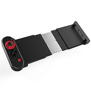 Vernwy Ausgedehntes Gamepad, Das Mit Android Ios Kompatibel Ist, Kann 140 × 220 Mm Handy Oder Tablet Halten