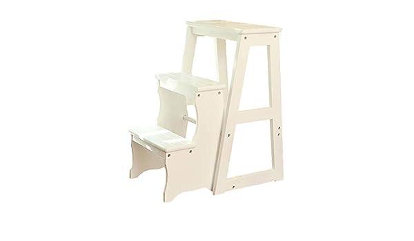 Scaletta sgabello sgabello a 3 gradini sgabelli da lavoro