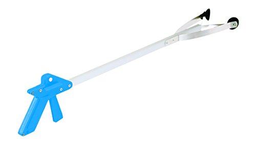 activera® Greifhilfe Greifzange mit Saugnäpfen für Garten, Haushalt und Gewerbe Länge 82 cm