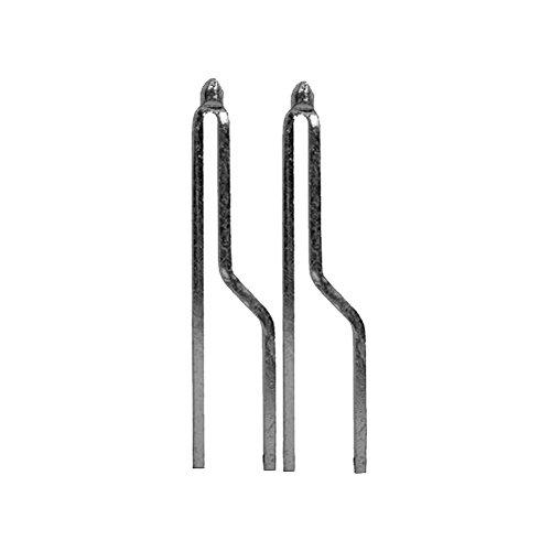 HaWe 7135.0 Ersatz-Lötspitze für Weller Elektro-Lötpistolen 100W 2 Stück