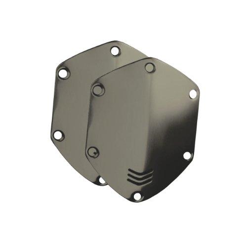 V-MODA Metall-Abdeckungen für Crossfade On-Ear-Kopfhörer - Gunmetal
